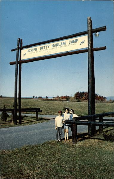 Welcome to Camp Harlam Kresgeville Pennsylvania