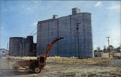 World's Largest Grain Elevators