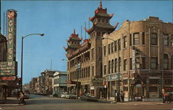 The Chinese Temple of Chicago
