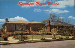 Beautiful Negro Homes