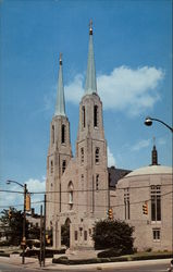 Cathedral of Immaculate Conception and Mac Douglas Chapel