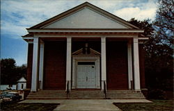 The Friends Church, Paoli, Indiana