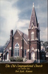 The Old Congregational Church (An Historic Site)