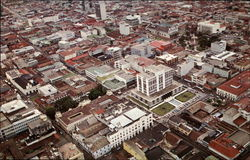 Partial View of San Jose, Costa Rica