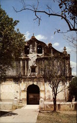 Old Church of Nicoya