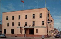 National Hotel Postcard