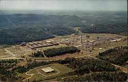Aerial View of Oak Ridge National Laboratory