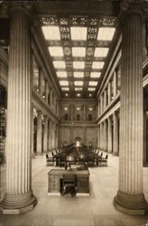 James Jerome Hill Reference Library - Reading Room