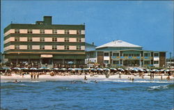 Beach Plaza Hotel, Bo-Con Apartments