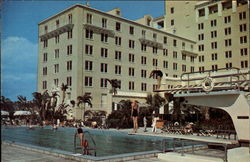 The Balm Beach Biltmore Hotel Postcard