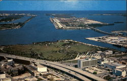 Bicentennial Park and Biscayne Bay