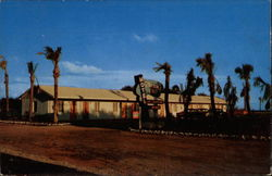 Dreams End Motel Postcard