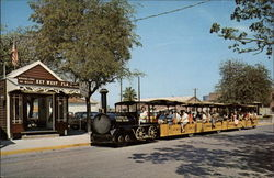 Depot and Conch Tour Train