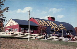 The Barn Theatre Postcard