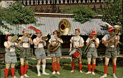 The Official Bavarian Festival Om-pah-pah Band