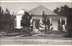 Residence of Mr. & Mrs. Willie J. Gonsoulin