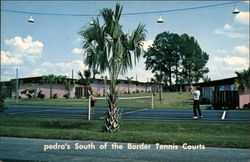 Pedro's South of the Border Tennis Courts
