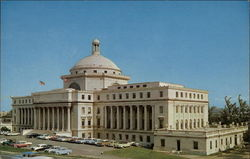 Capitol of Puerto Rico Postcard