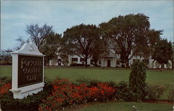The Forsgate Country Club Postcard
