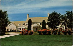 Foresgate Country Club Postcard