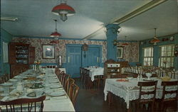 Dining Room at Nu-Wray Inn