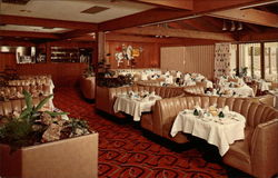 Main Dining Room, George E. Johnson's Cordova Lodge
