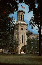 Blanchard Hall Tower