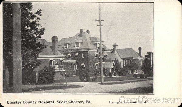 Chester County Hospital West Chester Pennsylvania