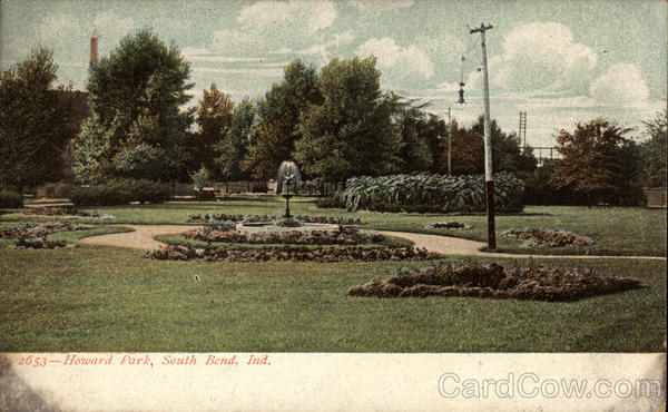 Howard Park South Bend Indiana