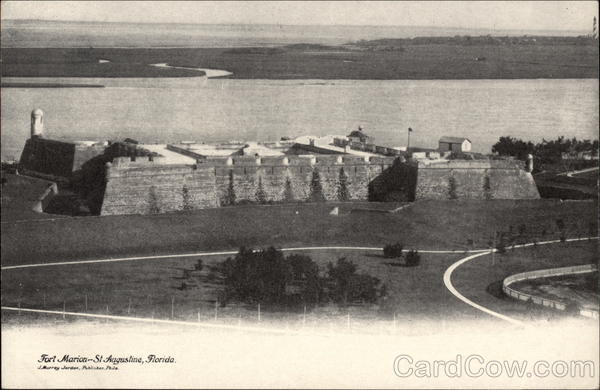 Fort Marion St Augustine FL