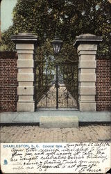 Colonial Gate Postcard