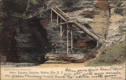 Entrance Staircase, Watkins Glen