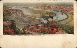 Lookout Mountain, Tennessee River, and Missionary Ridge