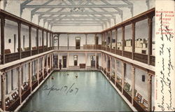 Natatorium - West Baden Springs Hotel