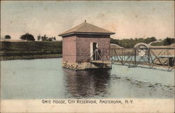 Gate House, City Reservoir