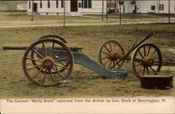 "The Cannon ""Molly Stark"""