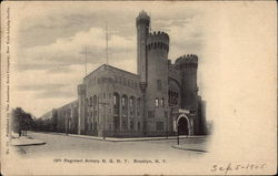 13th Regiment Armory N. G. N. Y