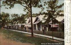 Avenue of Tents