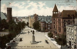 Grant Square, Bedford Avenue