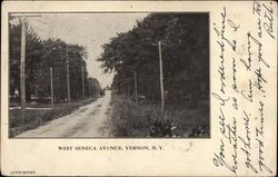 West Seneca Avenue