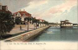 The Sea Wall, Bay Street