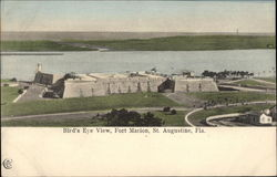 BIrd's Eye View, Fort Marion
