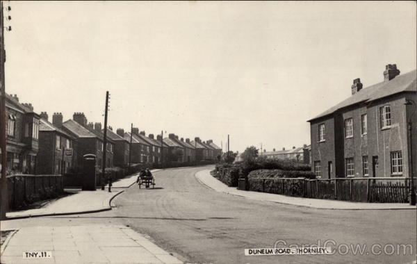 Dunelm Road Thornley England