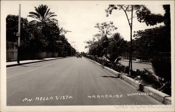 Av. Bella Vista Maracaibo Venezuela South America