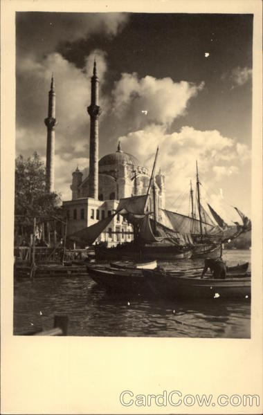 The Ortakoy Mosque Istanbul Turkey Greece, Turkey, Balkan States