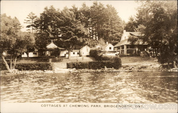 Cottages at Chemong Park Bridgenorth Canada Ontario
