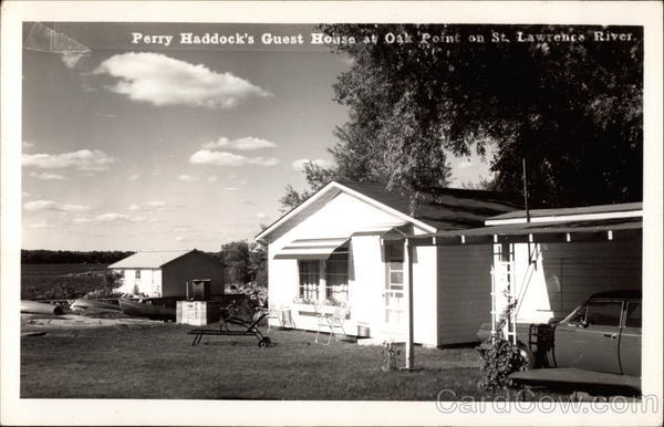 Perry Haddock's Guest House Oak Point New York