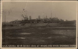 USS Sierra at Whang-Poo River