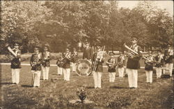 Washington Oddfellows Home Band