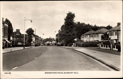 Greenford Road View